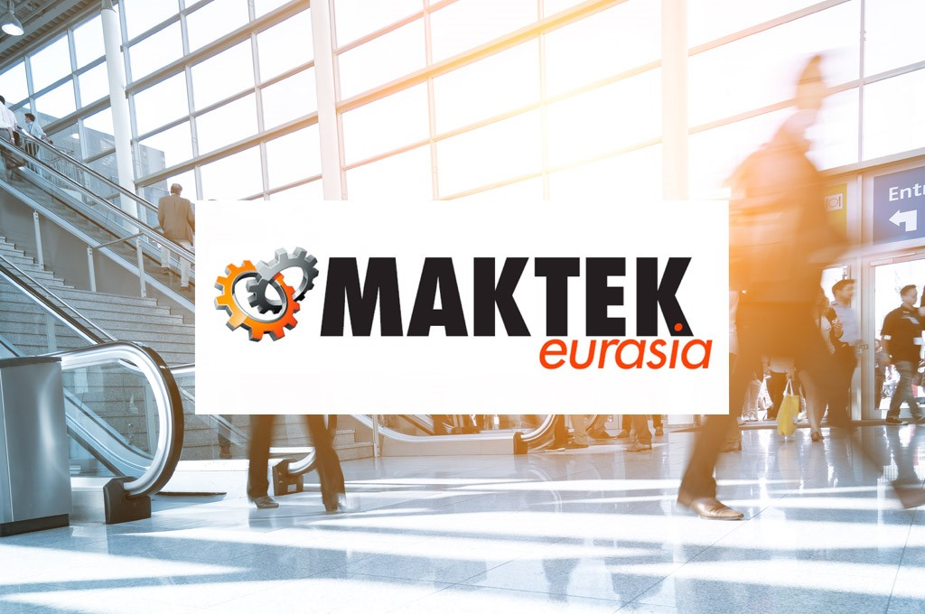 HANKO Will be exhibiting at Maktek in Buyukcekmece, Turkey.