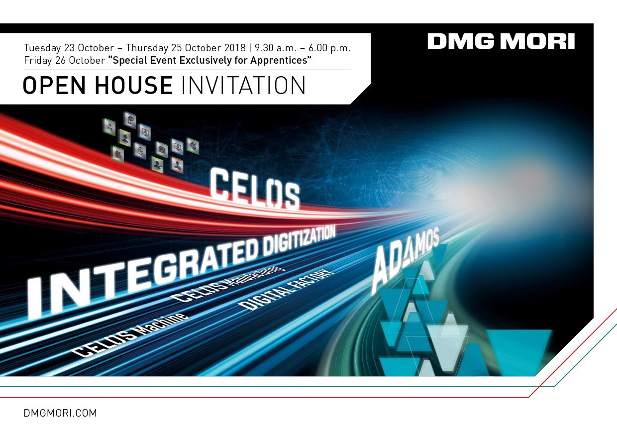 OPEN HOUSE DMG MORI UK